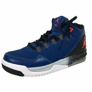 💙 Nike Air Jordan Flight Origin 2 BG French Blue 6.5Y / Men 6.5 / Women
